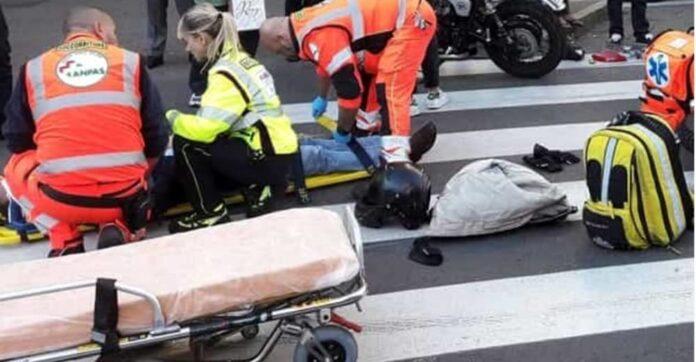 incidente mortale martedì a milano in zona Buenos Aires